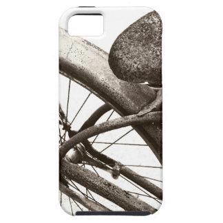 Vintage Bike Tough iPhone 5 Case