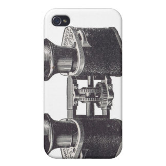 Vintage Binoculars - iPhone 4 case