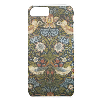 Vintage Bird Tapestry Print iPhone 8/7 Case