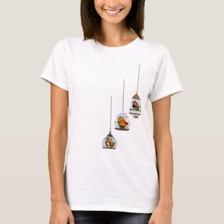 Vintage Birdcage Bird Shirt