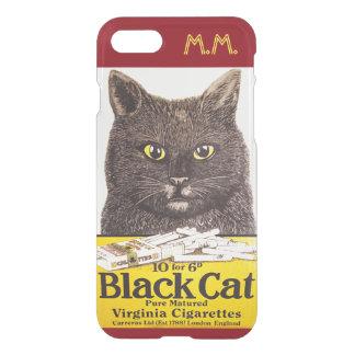 Vintage Black Cat Cigarettes Ad iPhone 7 Case