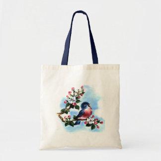 Vintage Bluebird Bag