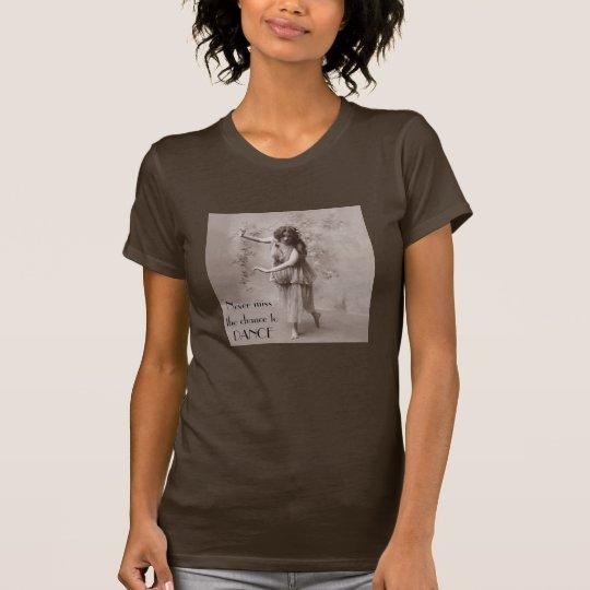 Vintage Bohemian Woman T-Shirt