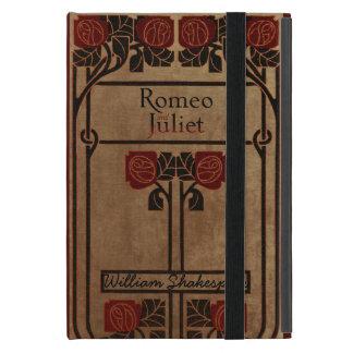 Vintage Book Design Romeo And Juliet iPad Mini Cover