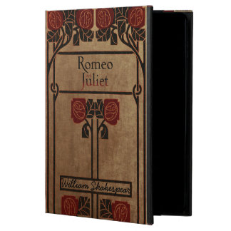 Vintage Book Design Romeo And Juliet Powis iPad Air 2 Case