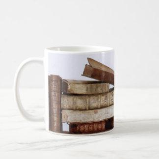 Vintage Books Basic White Mug
