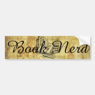 Vintage Books Bumper Sticker