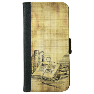 Vintage Books iPhone 6 Wallet Case