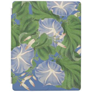 Vintage Botanical Flowers Floral Garden iPad Cover