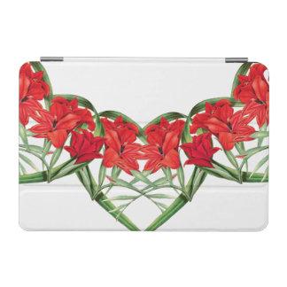 Vintage Botanical Flowers Floral Garden iPad Mini Cover