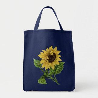 Vintage Botanicals Dandy Sunflower Bag
