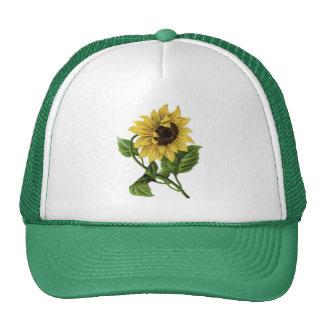 Vintage Botanicals Dandy Sunflower Hat