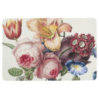 Vintage Bouquet Floor Mat