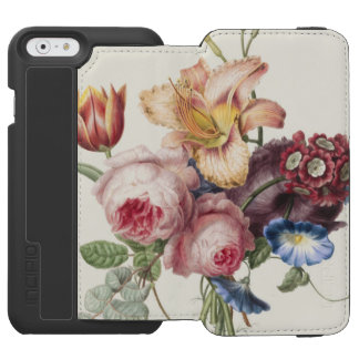 Vintage Bouquet Incipio Watson™ iPhone 6 Wallet Case