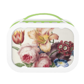 Vintage Bouquet Lunch Box