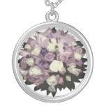 Vintage Bouquet Necklace