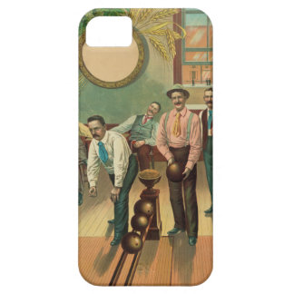 Vintage Bowling Alley #191 May 2 1894 Barely There iPhone 5 Case