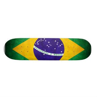Vintage Brazil 21.3 Cm Mini Skateboard Deck