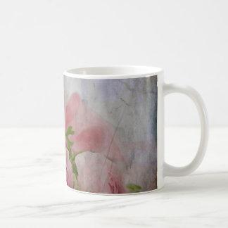 Vintage Bridal Rose Bouquet Coffee Mug