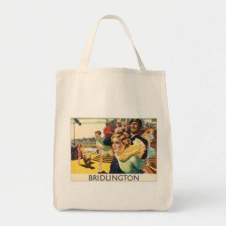 Vintage Bridlington England Bags