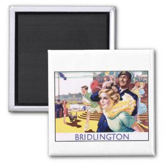 Vintage Bridlington Magnet
