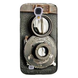 Vintage Brillant Camera Samsung Galaxy S4 Galaxy S4 Covers