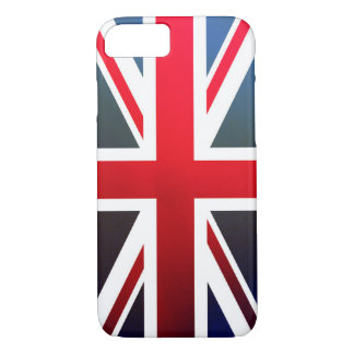 Vintage British Flag iPhone 7 Case