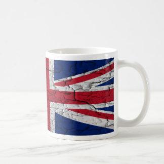 Vintage British Flag Mug