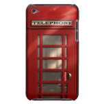 Vintage British Red Telephone Box iPod Touch Case-Mate Case