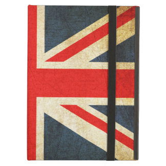 Vintage British Union Jack Flag iPad Air Case
