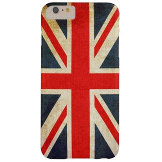 Vintage British Union Jack Flag iPhone 6 Plus Case