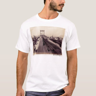 Vintage Brooklyn Bridge New York City T-Shirt