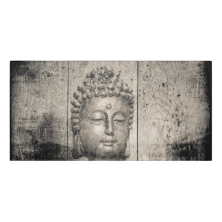 Vintage Buddha Door Sign