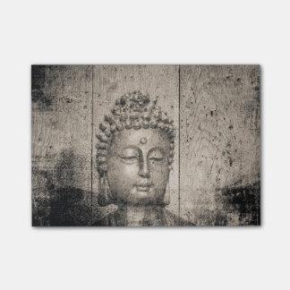 Vintage Buddha Yoga Faith Post-it Notes
