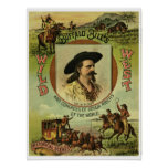 Vintage Buffalo Bill Wild West Show