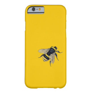 Vintage Bumble Bee Barely There iPhone 6 Case