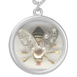 Vintage  Bumble Bee Jewellery Personalized Necklace