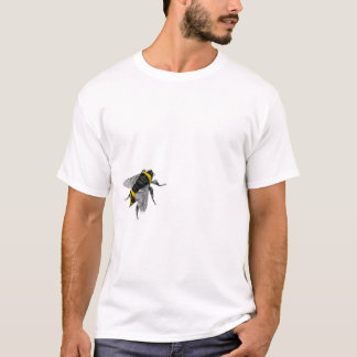 Vintage Bumble Bee - Light T-Shirt