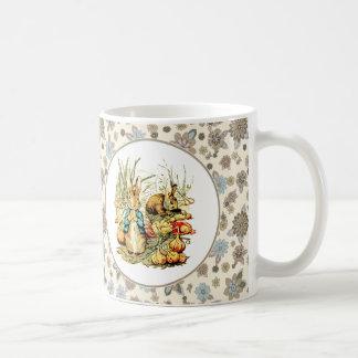 Vintage Bunny by Beatrix Potter. Easter Gift Mugs