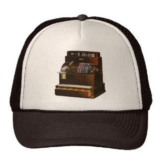 Vintage Business, Antique Retail Cash Register Cap