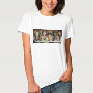 Vintage Business Occupations, Patriotic Patriotism Tee Shirt