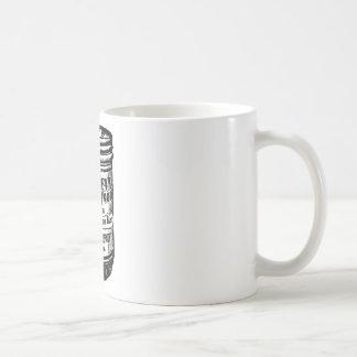 Vintage Bust Cream Advertisement Basic White Mug