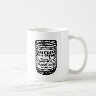 Vintage Bust Cream Advertisement Coffee Mug