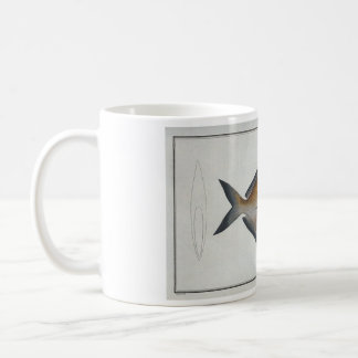 Vintage Butterfish Mug