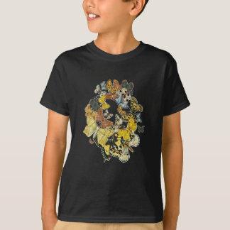Vintage Butterflies Decoupage Shirts