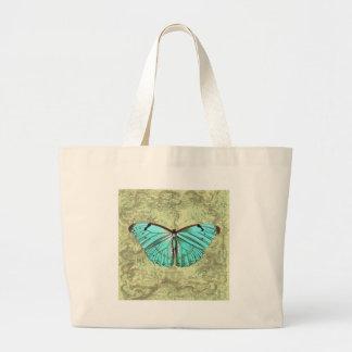 Vintage Butterfly Bag