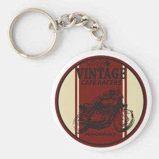 Vintage Cafe Racers Key Ring