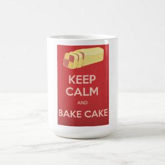 Vintage Cakes Pattern Coffee Mug