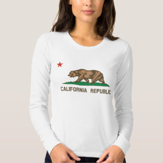 Vintage California Republic State Flag T Shirt
