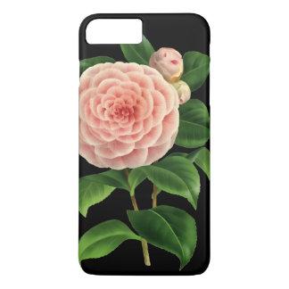 Vintage Camellia Blossom Botanical iPhone 7 Plus Case